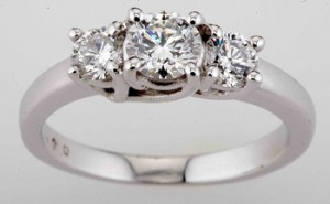 diamond purity ring